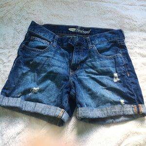Boyfriend shorts - old navy